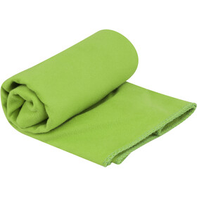 Sea to Summit DryLite Serviette pour chien XS, lime
